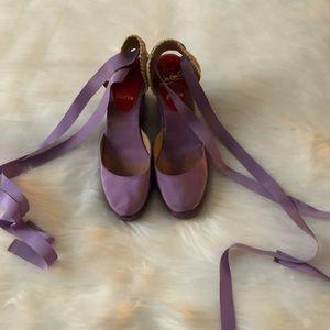 Christian Louboutin Shoes - Christian Louboutin ballerina Wedge